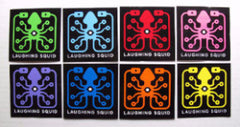 Laughing Squid Sticker Packs