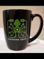 Laughing Squid Mug