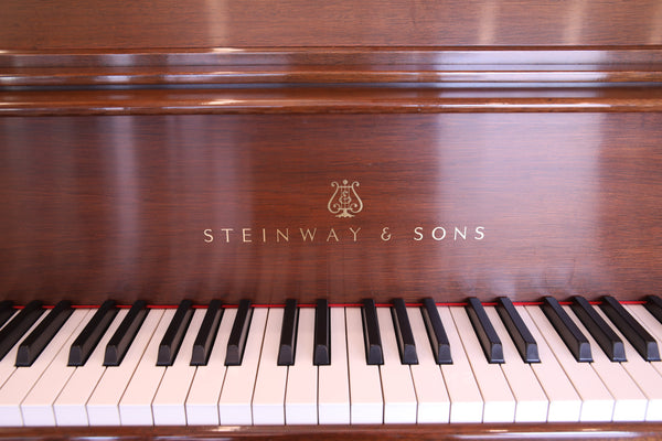 Pre-Owned Grand Steinway & Sons M