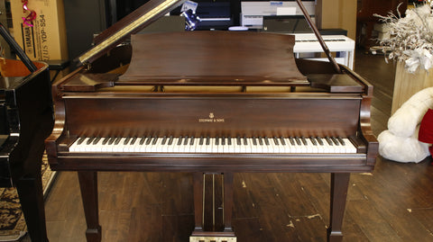 Pre Owned Steinway & Sons S