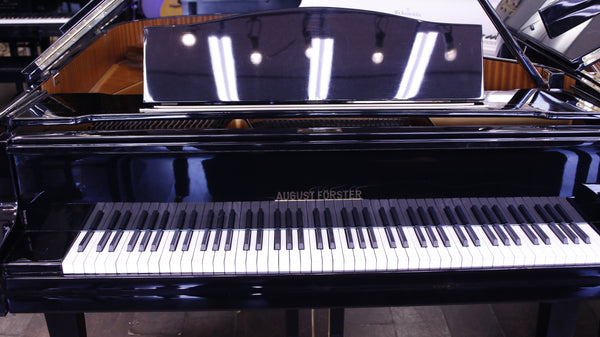 PREOWNED AUGUST FORSTER 170 GRAND PIANO