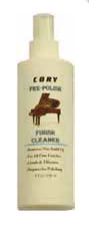 PRE-POLISH FINISH CLEANER