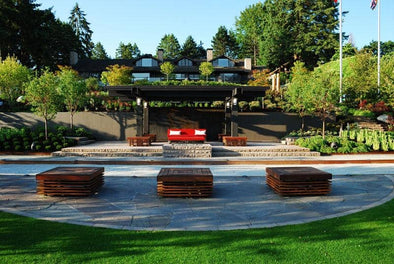 Featured Residential Bocce Courts
