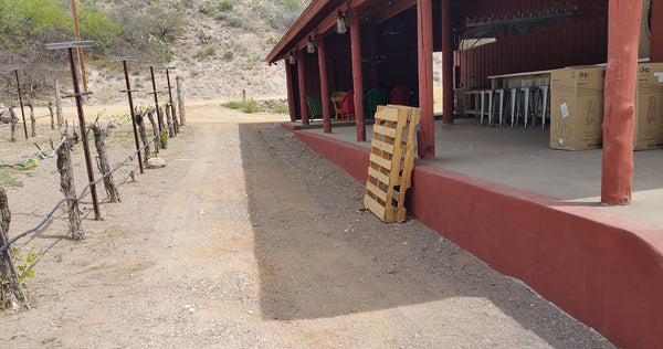 Dancing Apache Ranch - Before Installation
