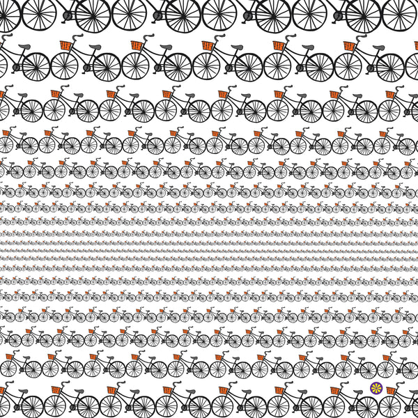 Series 005 - Bicycle mania