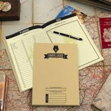Scratch off map Travel catalog