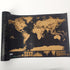 Black Gold Deluxe Scratch Map Mini - Travel Edition
