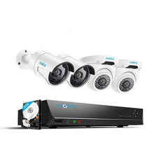 Load image into Gallery viewer, Surveillance camera system POE