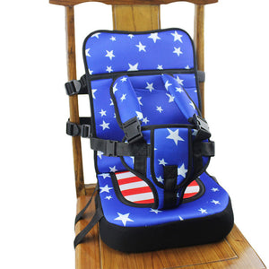 Booster seat - portable