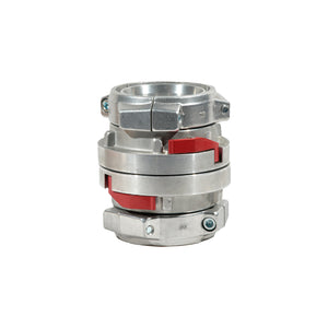 "#CRS-400 - 4"" Storz Couplings with 3 Part Collars, Locking Device, Price per Set (2 ends)"