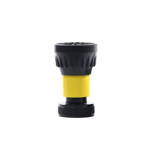 "GFN150S-Y - 1.5"" Fog Nozzle, NPSH, Aluminum with Bumper, YELLOW Viz Body"