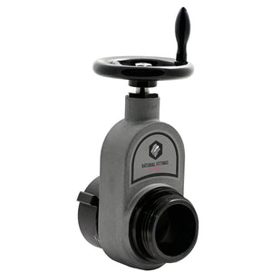"#HGV250W - 2.5"" Hydrant Gate Valve WCT"
