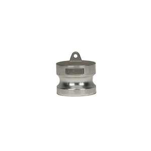 "#N-CGDP250-A - 2 1/2"" Type DP Adapters (Dust Plug)"