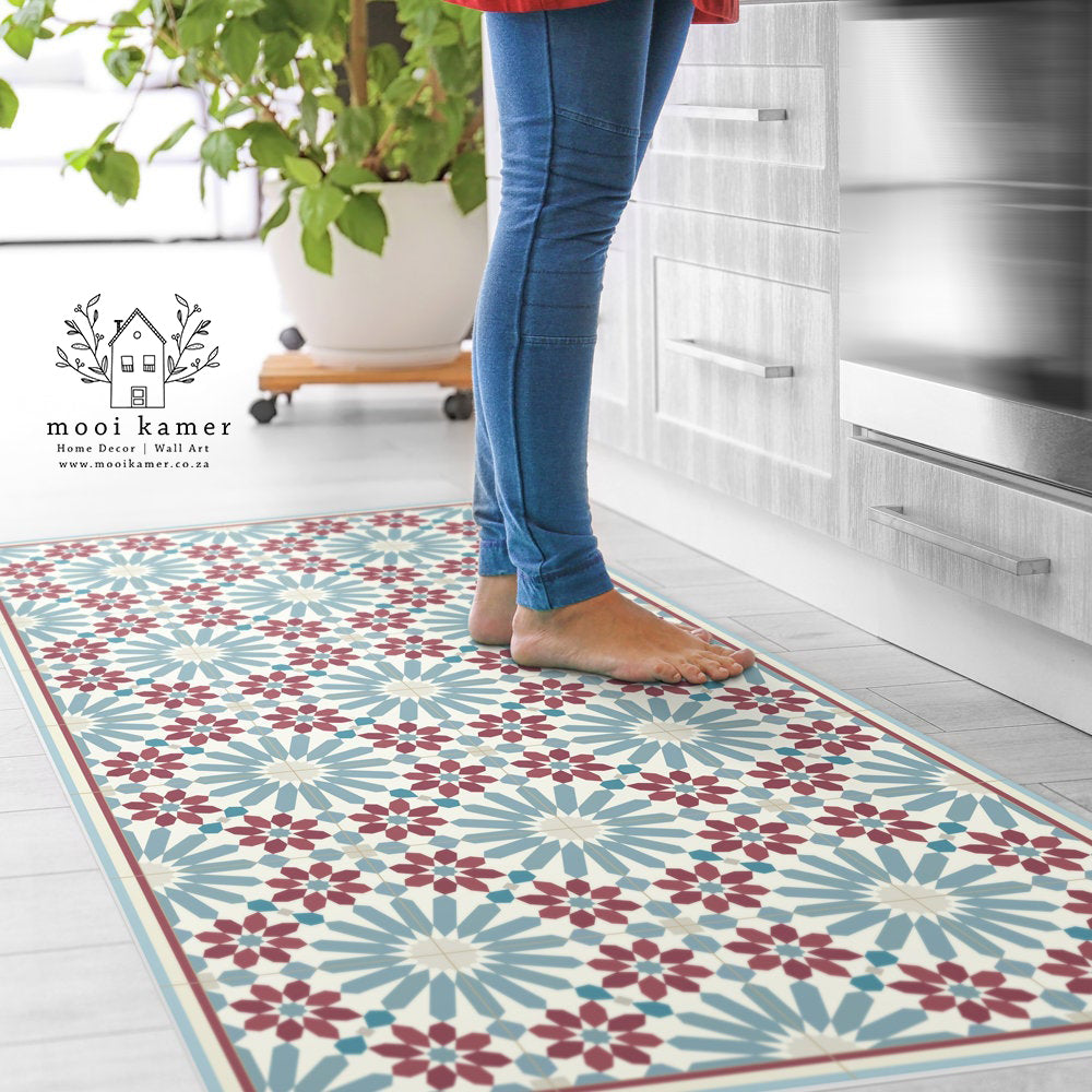 KITCHEN | BATHROOM | VINYL RUG | MOROCCO