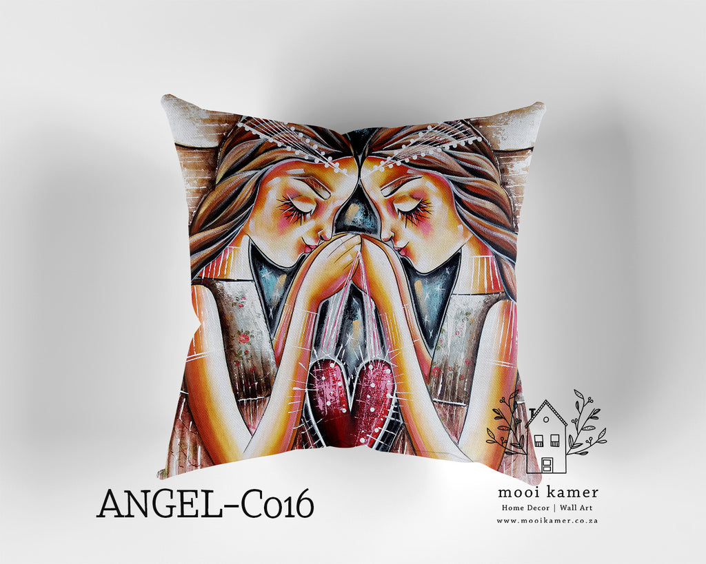 Cushion | ANGEL | Mini Matt | Inner not Included