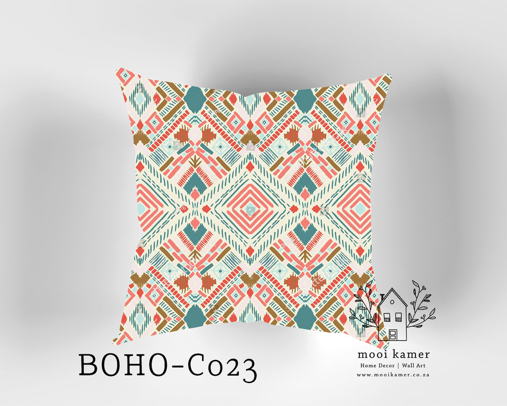 Cushion | BOHO | Premium Mock Linen | Inner not Included