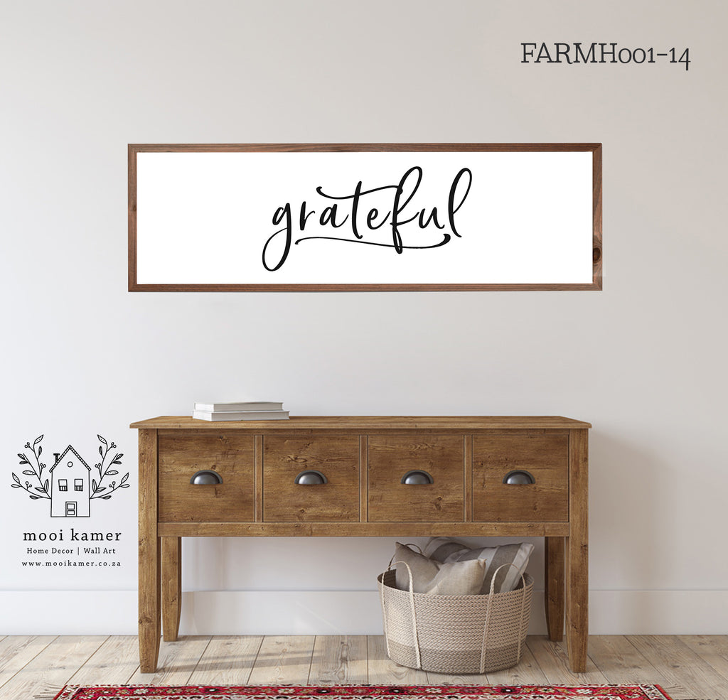 Farmhouse | Grateful