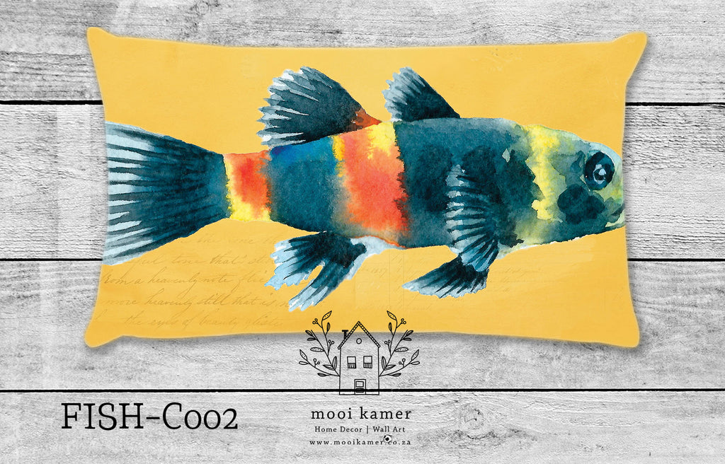 Cushion 70x45cm | FISH | Inner not Included