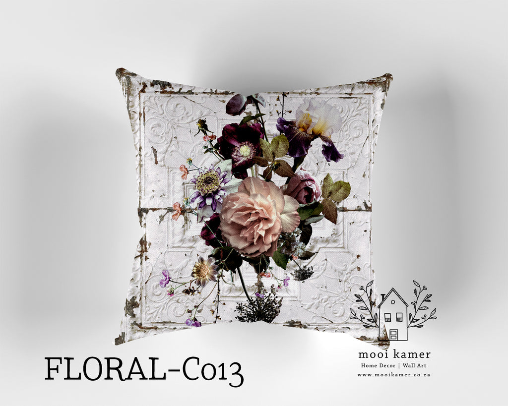 Cushion | FLORAL | Mini Matt | Inner not Included