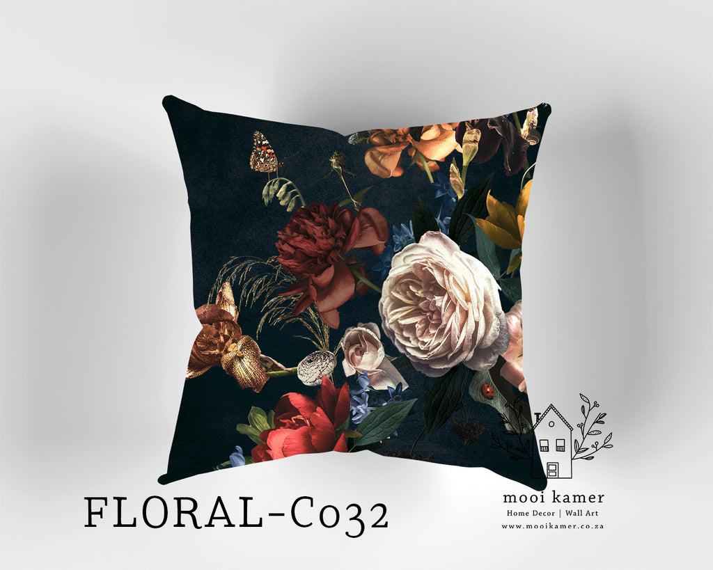 Cushion 70x45cm | FLORAL | Inner not Included
