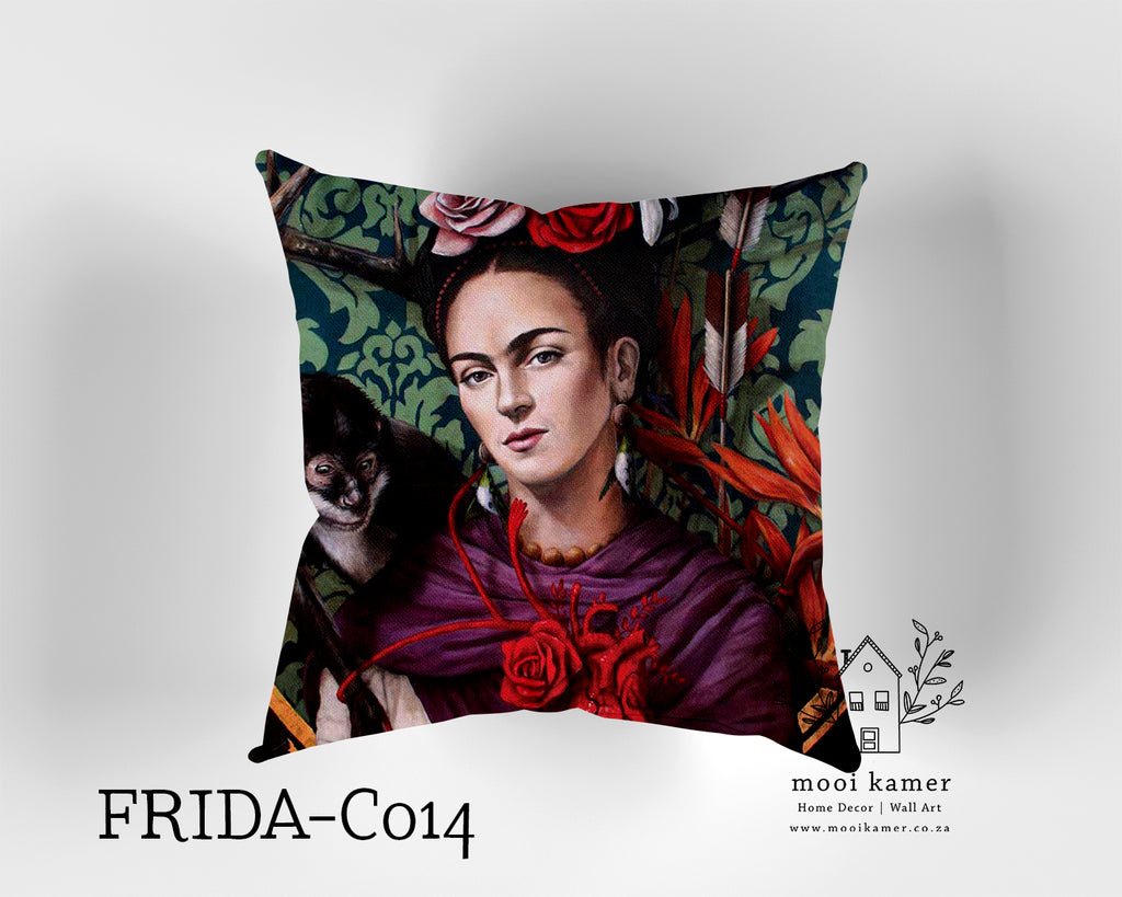 Cushion | FRIDA | Mini Matt | Inner not Included