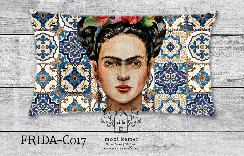 Cushion 70x45cm | FRIDA | Premium Mock Linen | Inner not Included