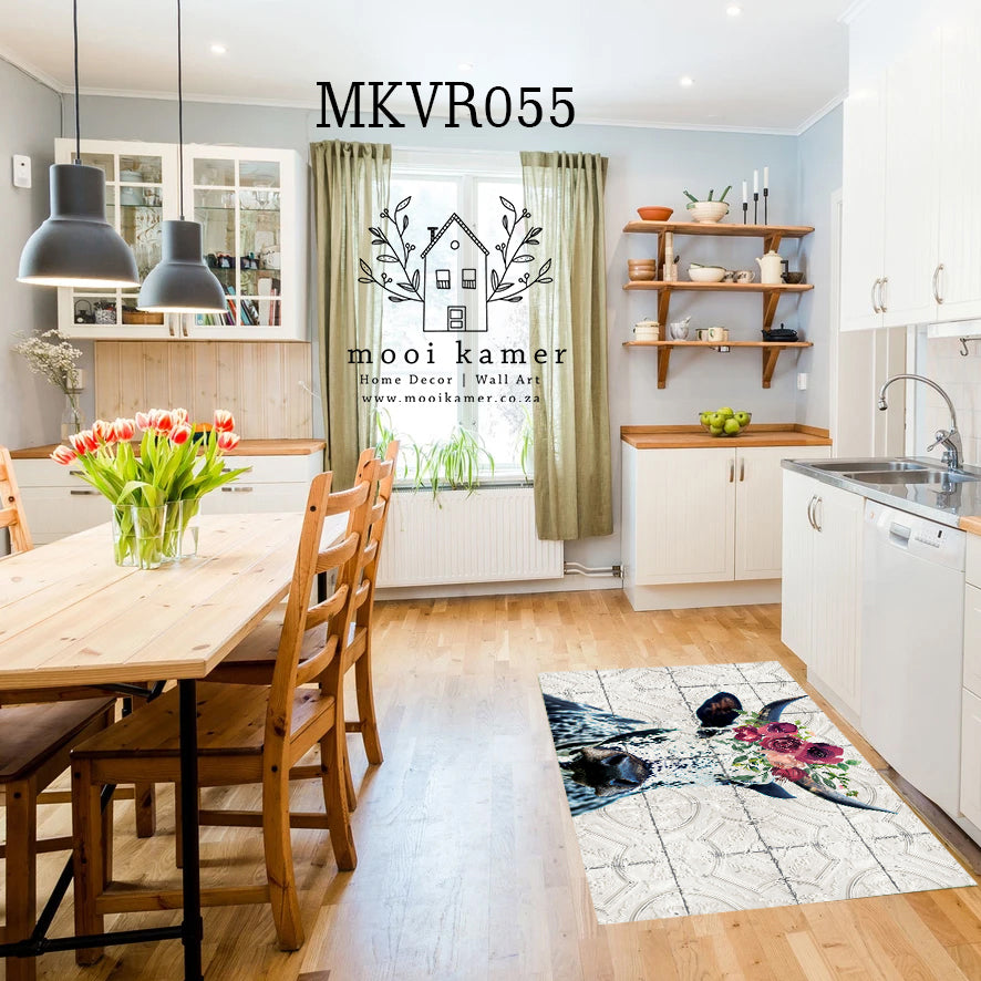 KITCHEN | BATHROOM | VINYL RUG | NGUNI