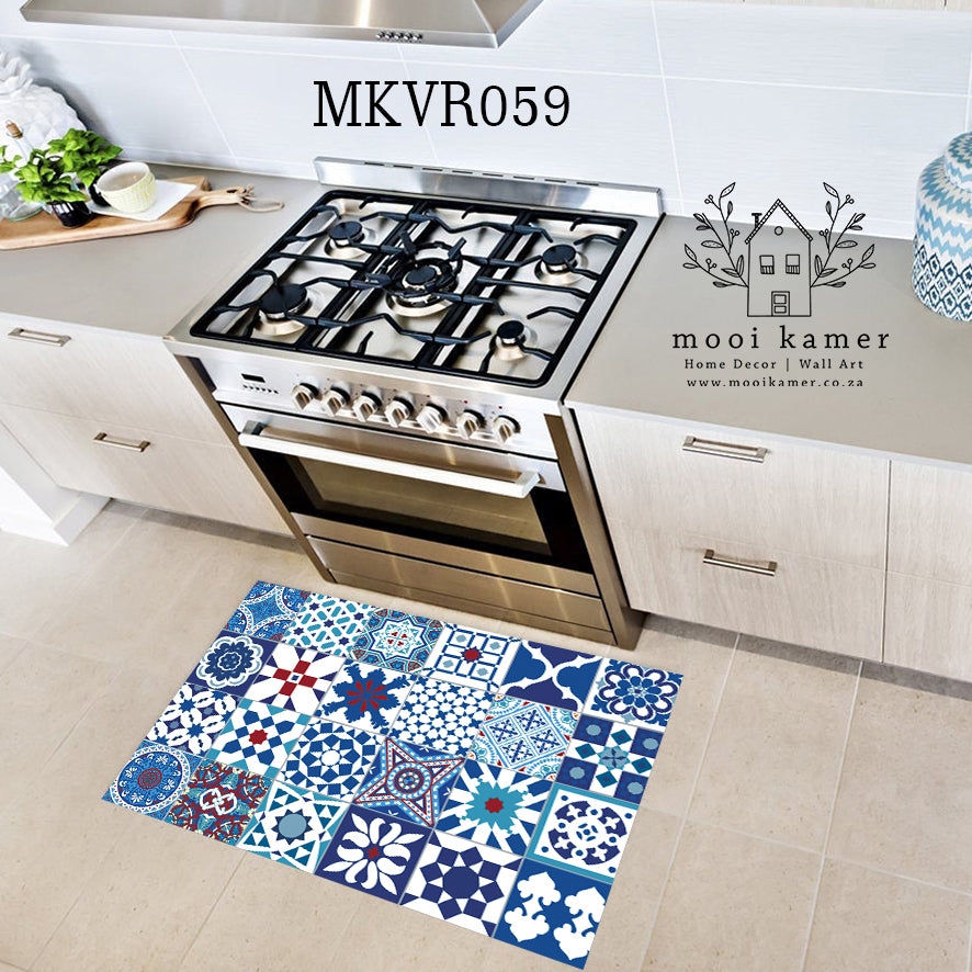KITCHEN | BATHROOM | VINYL RUG | MOSAIC TILE