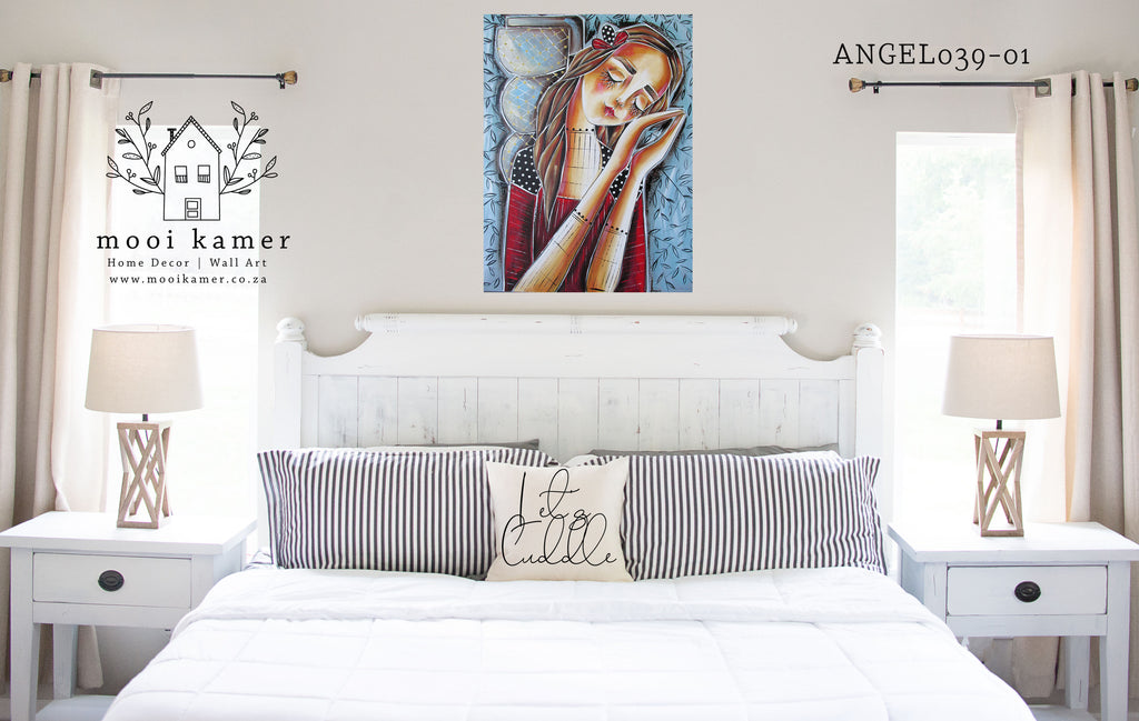 1 Set | Angel | Wall Art