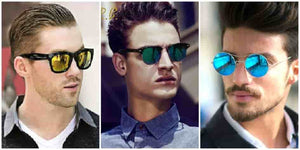 2019 - 2020 Sunglasses Trends for Men Streetwear and Casual
