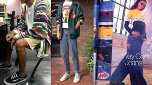 How to wear Retro Streetwear - Vintage Brands and Colors