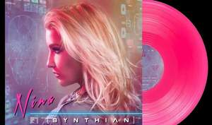 "An Amazing Synthwave Album "" Synthian "" by NINA ( Release on June 5th 2020 )"