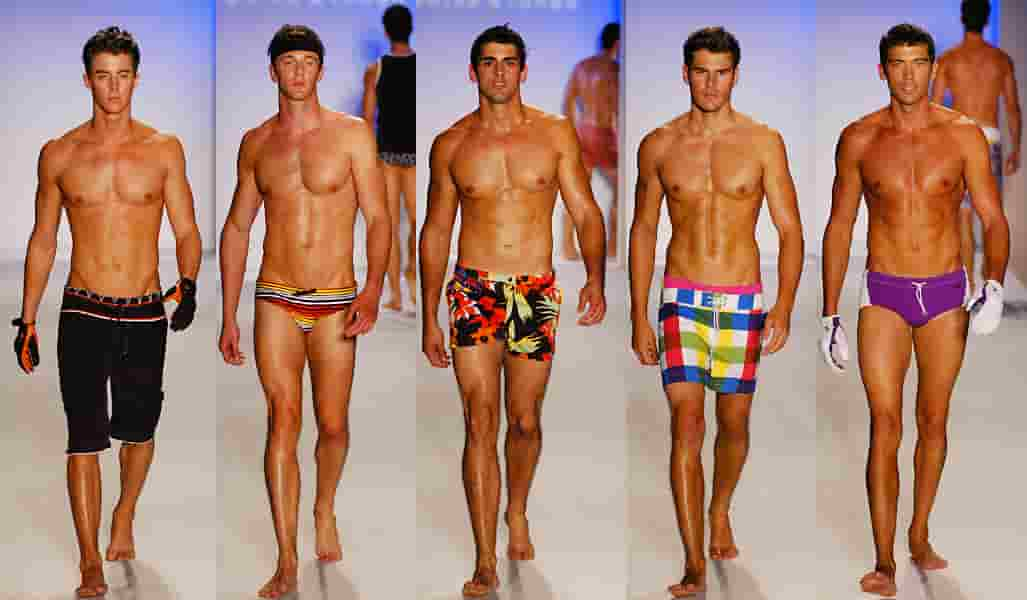 Beach Fashion Swimwear Men Trends 2020 Summer