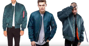 Best Bomber Jacket Fashion Trends 2019 - Streetwear