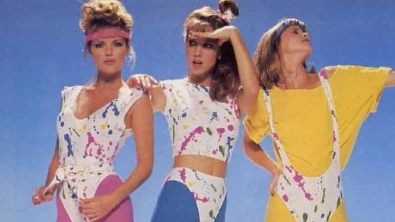Everything About 80's Fashion