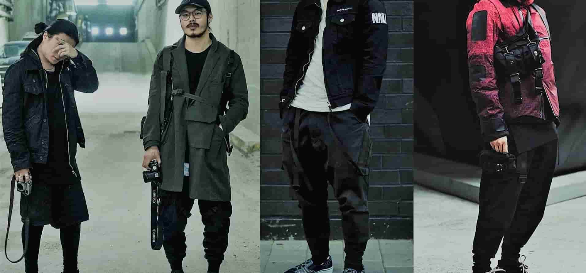 What is Techwear and Why Techwear is so Hype ?