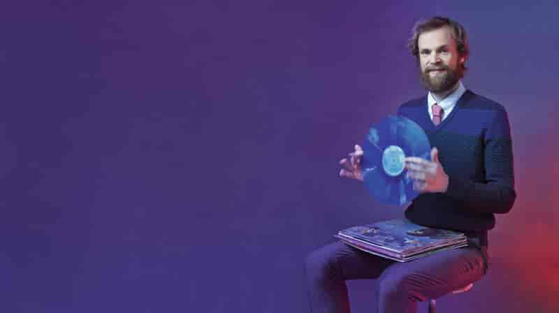 Who is Todd Terje ?