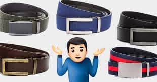 Difference Between Casual and Dress Belts