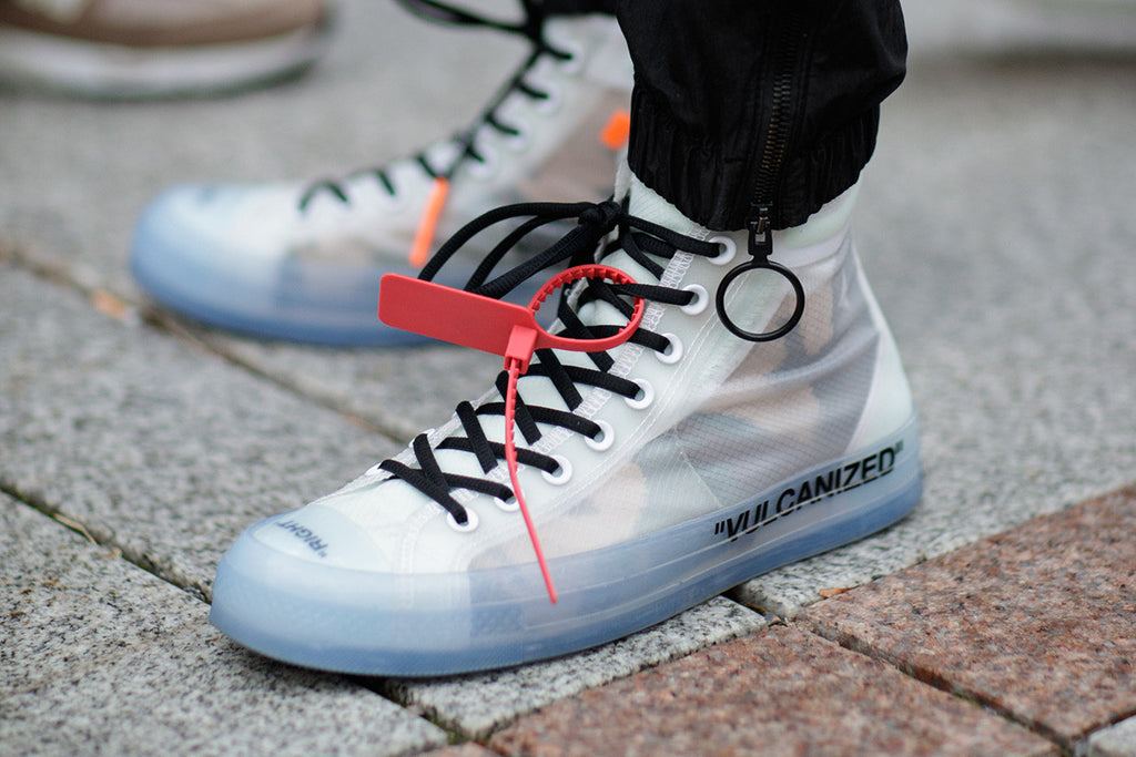 OFF-WHITE x Converse Chuck Taylor All Star 2019 Sneakers Streetwear