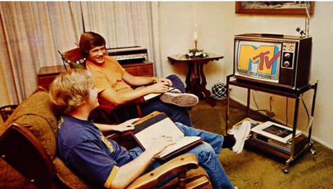 MTV in the 80s TV