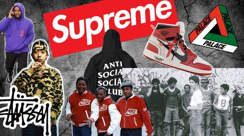 The Introduction of Streetwear