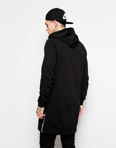 black hoodies streetwear