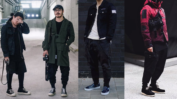 Techwear Outfits 2019 Models