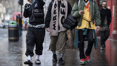 Japanese Streetwear Bottoms