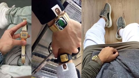 Streetwear Watches