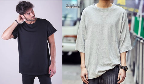 2019 Mens streetwear summer tops trends