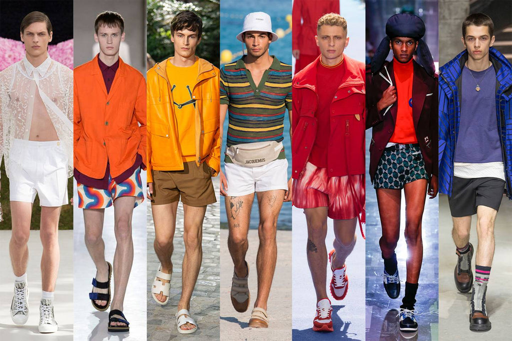 Streetwear 2019 men fashion