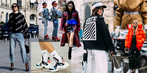Streetwear takes off rise