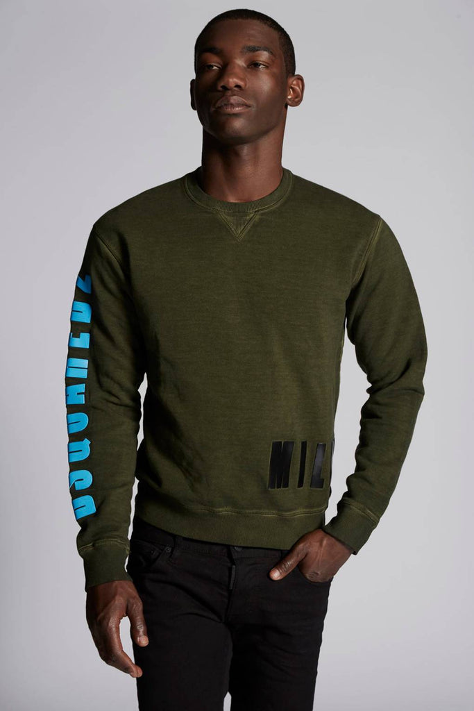 Streetwear 2019 men fashion hip hop Sweatshirt by DSquared2