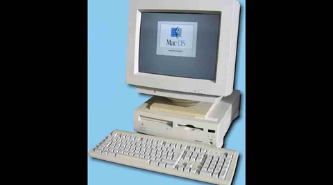 Computer in the 90s 1990 1990s